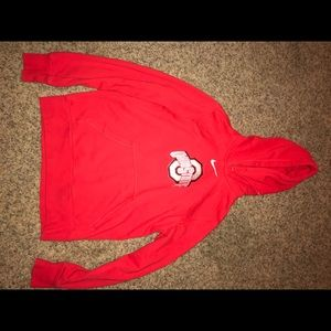 Ohio state hoodie